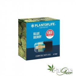 Cartouche POD | BLUEBERRY - 5% de CBD - 0.75ml