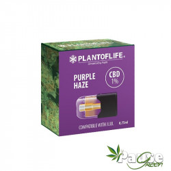 Cartouche POD | PURPLE HAZE - 1% De CBD - 0.75ml