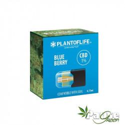Cartouche POD | BLUEBERRY - 1% De CBD - 0.75ml