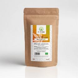 Thé au chanvre MANGUE - 35g | Gamme Fruitées