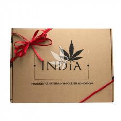 Méga pack 8 produits de soins à l'huile de chanvre - INDIA®