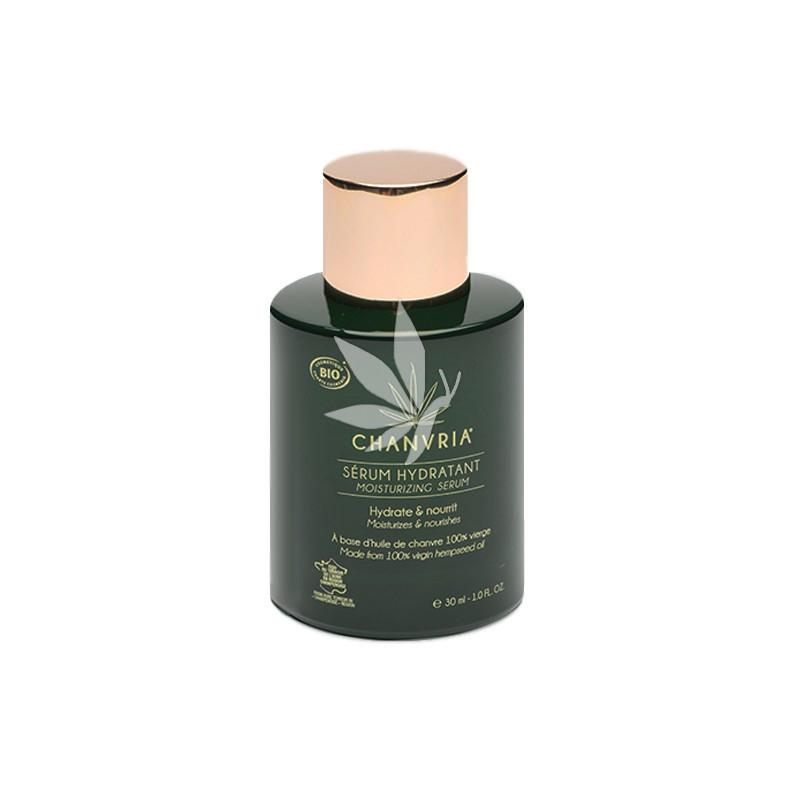 Sérum hydratant à l'huile de chanvre biologique 30ml - CHANVRIA®