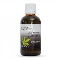 Huile de cannabis riche en CBD - 50ml - INDIA