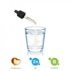 Complexe hydrosoluble 5% de CBD BE VIBRANT 10ml - PharmaHemp®
