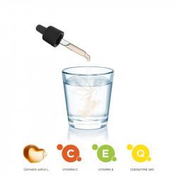 Complexe hydrosoluble 5% de CBD REVERSE TIME 10ml - PharmaHemp®