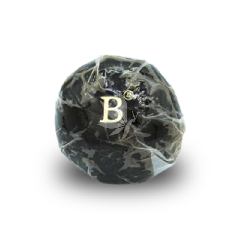 Résine Black Afghan 20% de CBD 125g - PauseGreen