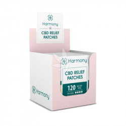 Patchs de CBD 120mg - Harmony®(1)