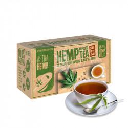 Thé noir à l'huile de chanvre 25mg - Multitrance®(1)