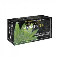 Thé noir au cannabis sativa - Multitrance®
