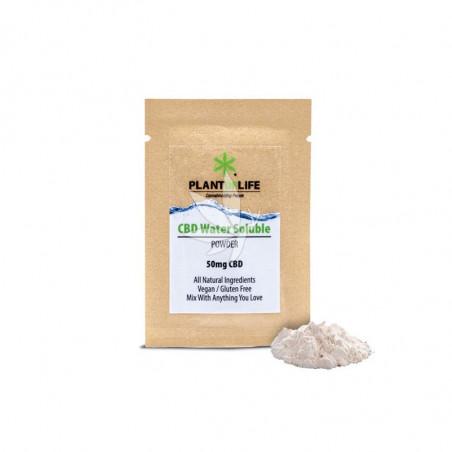 Sachet 50mg de CBD soluble 1g - Plant Of Life®